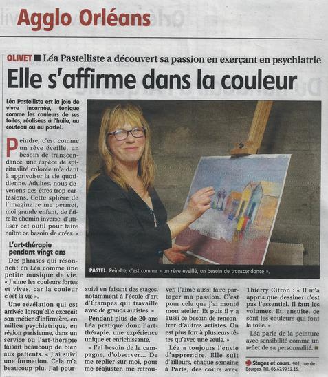 on en parle dans la presse du centre Loire
