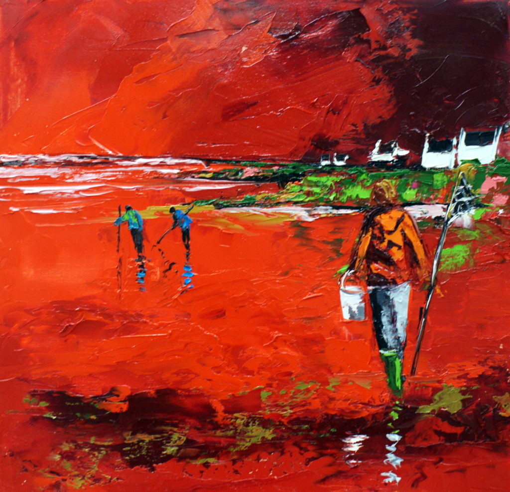 Prix de peinture pour Léa Pastelliste